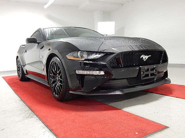 Pre-Owned 2018 Ford Mustang GT Premium - NAV!! - 10 SPEED TRANS!! - MAGNETIC RIDE!! - SAFE AND SMART PACK!! - GT PERFORMANCE PACK!!