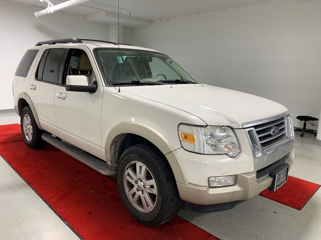 Pre-Owned 2009 Ford Explorer Eddie Bauer