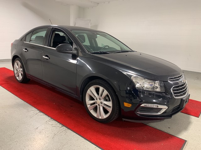 Pre-Owned 2016 Chevrolet Cruze Limited LTZ