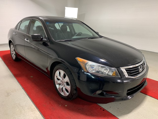 Pre Owned 2008 Honda Accord Sdn Ex L Moonroof
