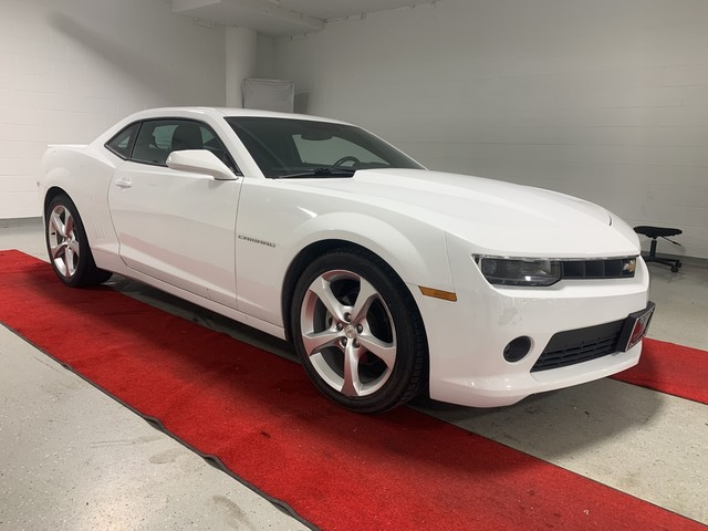 Pre-Owned 2015 Chevrolet Camaro LT - REAR CAMERA!!