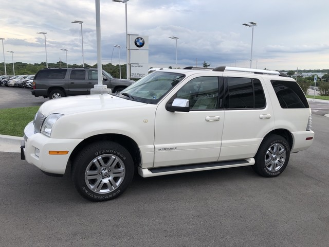 Pre-Owned 2007 Mercury Mountaineer Premier