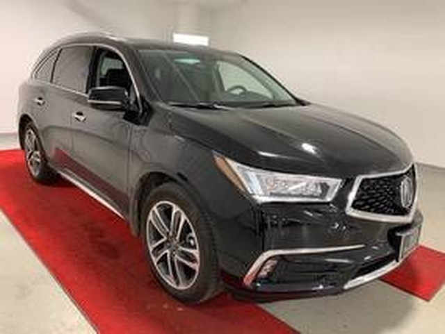Pre-Owned 2018 Acura MDX w/Advance Pkg - NAV!! - REAR CAMERA!! - HEATED SEATS!! - MOONROOF!! - LANE ASSIST!!