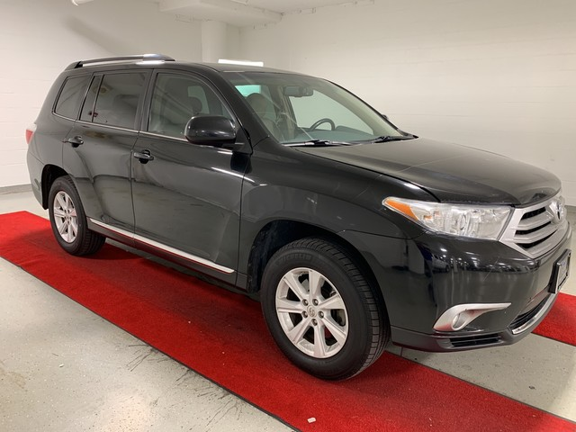 Pre-Owned 2013 Toyota Highlander - REAR CAMERA!! - HEATED SEATS!! - MOONROOF!! - LEATHER!!