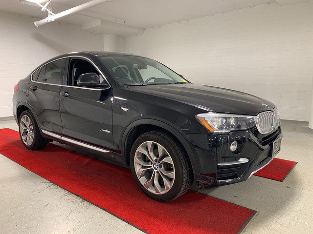 Pre-Owned 2016 BMW X4 xDrive28i - PREMIUM!! - DRIVER ASSIST!! - XLINE!! - COLD WEATHER PACK!! -