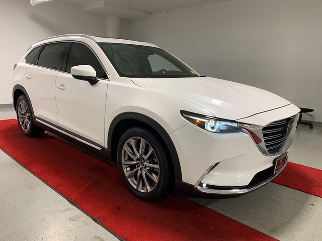 Pre-Owned 2017 Mazda CX-9 Grand Touring - NAV!! - REAR CAMERA!! - MOONROOF!! - HEATED SEATS!!