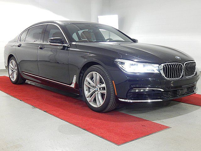 Certified Pre-Owned 2016 BMW 750i xDrive - EXECUTIVE!! - DRIVER ASSIST PLUS/II - INTERIOR DESIGN - LUXURY SEATING!!