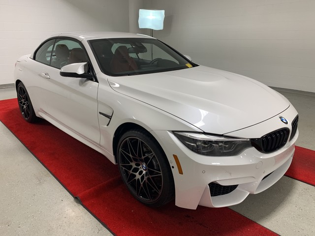 Pre-Owned 2019 BMW M4 - M COMPETITION!! - EXECUTIVE!! - ACTIVE BLIND SPOT DETECTION!!