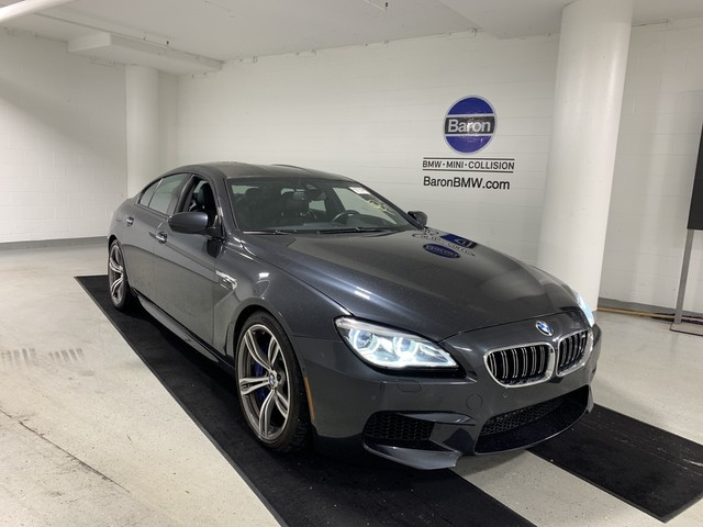 Pre-Owned 2017 BMW M6