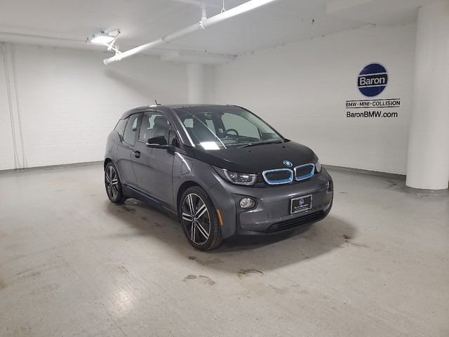 Pre-Owned 2017 BMW i3 REX - TERA - PARK ASSIST - NAV - HEATED SEATS