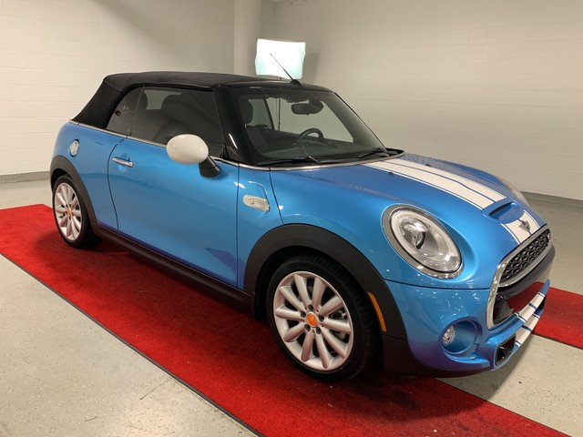 Pre-Owned 2016 MINI Cooper Convertible S - SPORT!! - HEATED SEATS!! - SPORT WHEELS!!