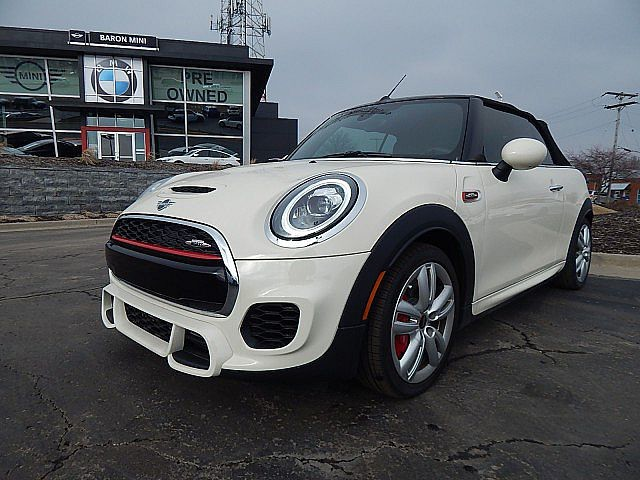New 2019 MINI Convertible John Cooper Works