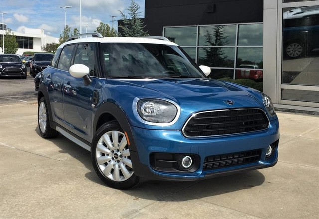 New 2020 MINI Countryman Oxford Edition