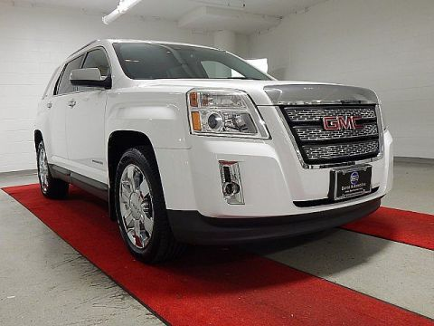 Pre-Owned 2012 GMC Terrain SLT-2 - REAR CAMERA!! - HEATED SEATS!! - LEATHER!! - MOONROOF!!