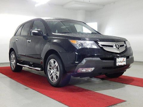 Pre-Owned 2008 Acura MDX Tech Pkg