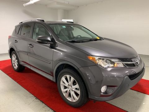 Pre-Owned 2014 Toyota RAV4 Limited - NAV!! - REAR CAMERA!! - HEATED SEATS!! - MOONROOF!!