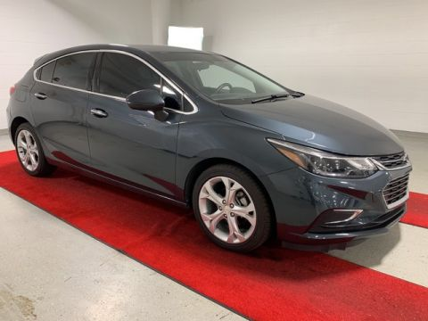 Pre-Owned 2018 Chevrolet Cruze Premier - REAR CAMERA!! - HEATED SEATS!!
