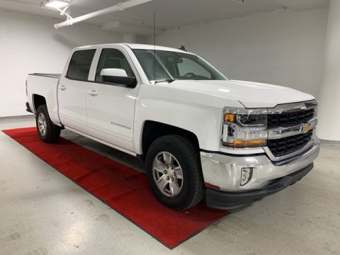 Pre-Owned 2016 Chevrolet Silverado 1500 LT - REAR CAMERA - HEATED SEATS