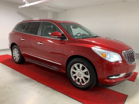Pre-Owned 2014 Buick Enclave Premium - NAV!! - REAR CAMERA!! - HEATED SEATS! - DUAL MOONROOF!! - CAPTAINS!!