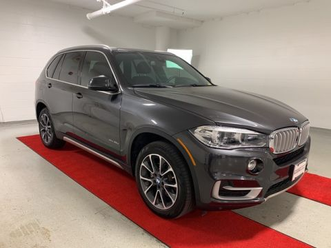 Pre-Owned 2018 BMW X5 xDrive35d - PREMIUM!! - DRIVER ASSIST!! - HEATED SEATS!! - NAV!! - XLINE!!