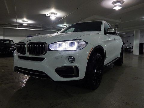 Pre-Owned 2016 BMW X6 xDrive35i - PREMIUM!! - DRIVER ASSIST!! - XLINE!! - COLD WEATHER PACK!! - MULTI-CONTOUR SEATS!!