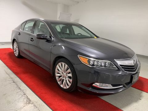 Pre-Owned 2014 Acura RLX Tech Pkg - NAV!! - REAR CAMERA!! - MOONROOF!! - HEATED SEATS!!