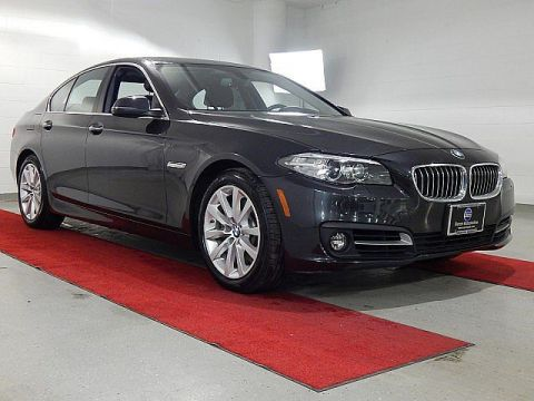 Pre-Owned 2016 BMW 535i xDrive - PREMIUM!! - DRIVER ASSIST!! - COLD WEATHER PACK!! - NAV!! - REAR CAMERA!!