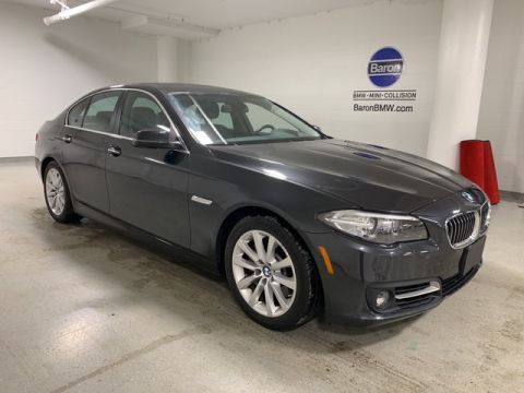 Pre-Owned 2016 BMW 535i xDrive - PREMIUM - COLD WEATHER - DRIVER ASSIST