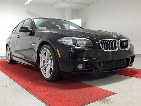 Pre-Owned 2016 BMW 535i xDrive - M-SPORT!! - DRIVER ASSIST!! - PREMIUM!! - COLD WEATHER PACK!!