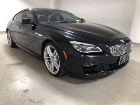 Pre-Owned 2017 BMW 650i xDrive - M-SPORT EDITION - EXECUTIVE - DRIVER ASSIST PLUS - COLD WEATHER - BANG & OLUFSEN