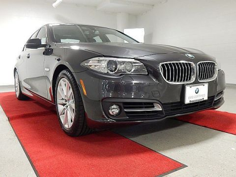Pre-Owned 2016 BMW 535d xDrive - PREMIUM!! - DRIVER ASSIST!! - COLD WEATHER PACK!!