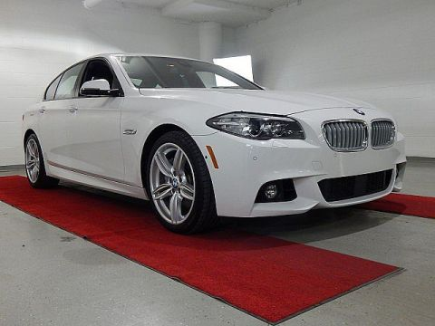Pre-Owned 2016 BMW 550i xDrive - M-SPORT!! - EXECUTIVE!! - DRIVER ASSIST PLUS!! - COLD WEATHER PACK!!