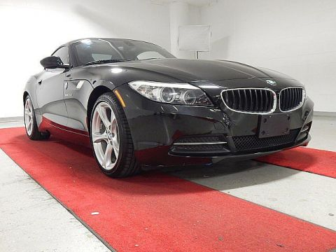 Pre-Owned 2011 BMW Z4 sDrive30i - SPORT!! - BRUSHED ALUMINUM TRIM!!