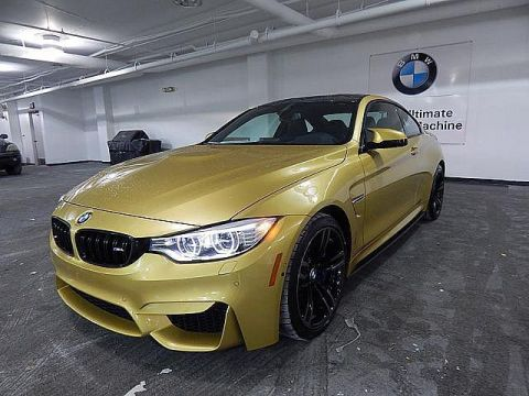 Pre-Owned 2015 BMW M4 1-OWNER**CLEAN CARFAX**SUPER CLEAN**DRIVING ASSISTANCE PLUS**EXECUTIVE PACKAGE**LIGHTING PACKAGE**AUTOMATIC**ADAPTIVE M SUSPENSION**HARMAN KARDON
