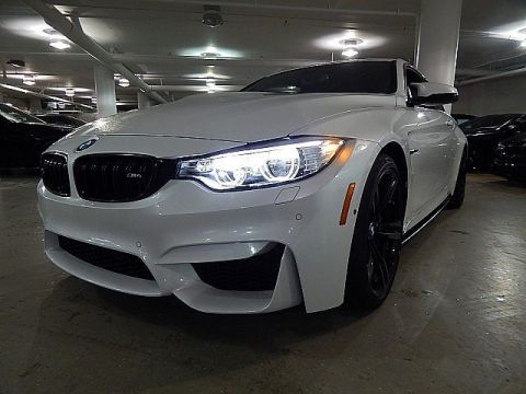 Pre-Owned 2016 BMW M4 - DRIVER ASSIST!! - EXECUTIVE!! - LIGHTING!! - 19 WHEELS!! - CARBON FIBER SELECTOR LEVER!!