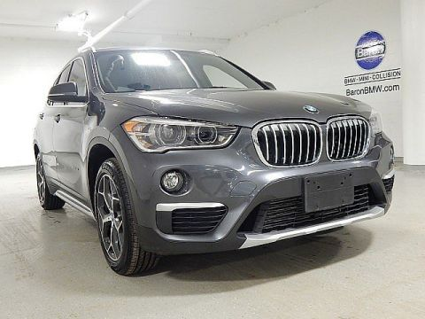 Pre-Owned 2017 BMW X1 xDrive28i **CERTIFIED**