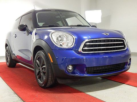 Pre-Owned 2014 MINI Cooper Paceman - 17 WHEELS!!