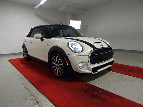 Pre-Owned 2016 MINI Cooper Convertible S - SPORT!! - PREMIUM!! - REAR CAMERA!!