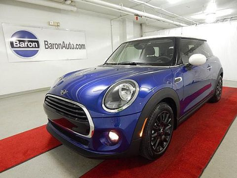 Certified Pre-Owned 2019 MINI Hardtop 2 Door - SIGNATURE TRIM!! - PANO MOONROOF!! - REAR CAMERA!!