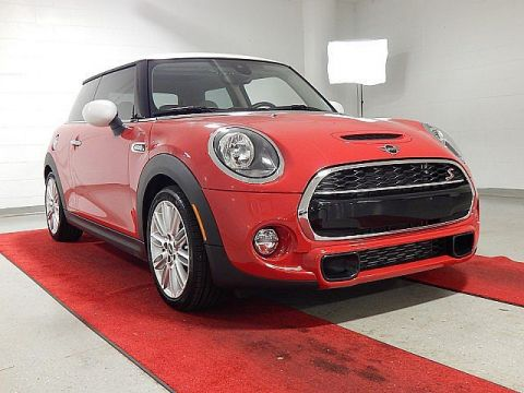 Pre-Owned 2019 MINI Hardtop 2 Door - SIGNATURE TRIM!! - PANO MOONROOF!! - SIGNATURE UPHOLSTERY!!