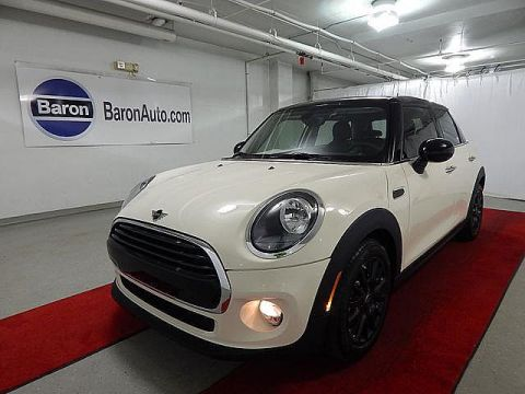 Certified Pre-Owned 2019 MINI Hardtop 4 Door - SIGNATURE TRIM!! - PANO MOONROOF!! - REAR CAMERA!!