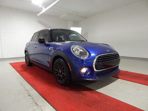 Certified Pre-Owned 2019 MINI Cooper FWD Hardtop 4 Door