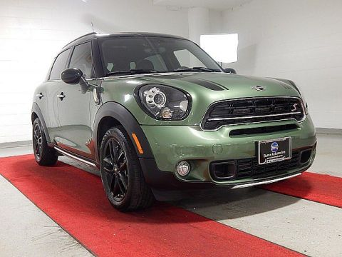 Pre-Owned 2016 MINI Cooper Countryman S - PREMIUM!! - COLD WEATHER PACK!! - XENON HEADLIGHTS!!